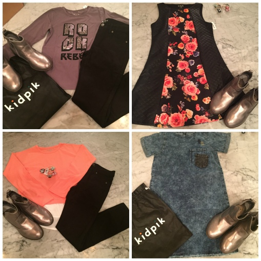 KP outfit laydown